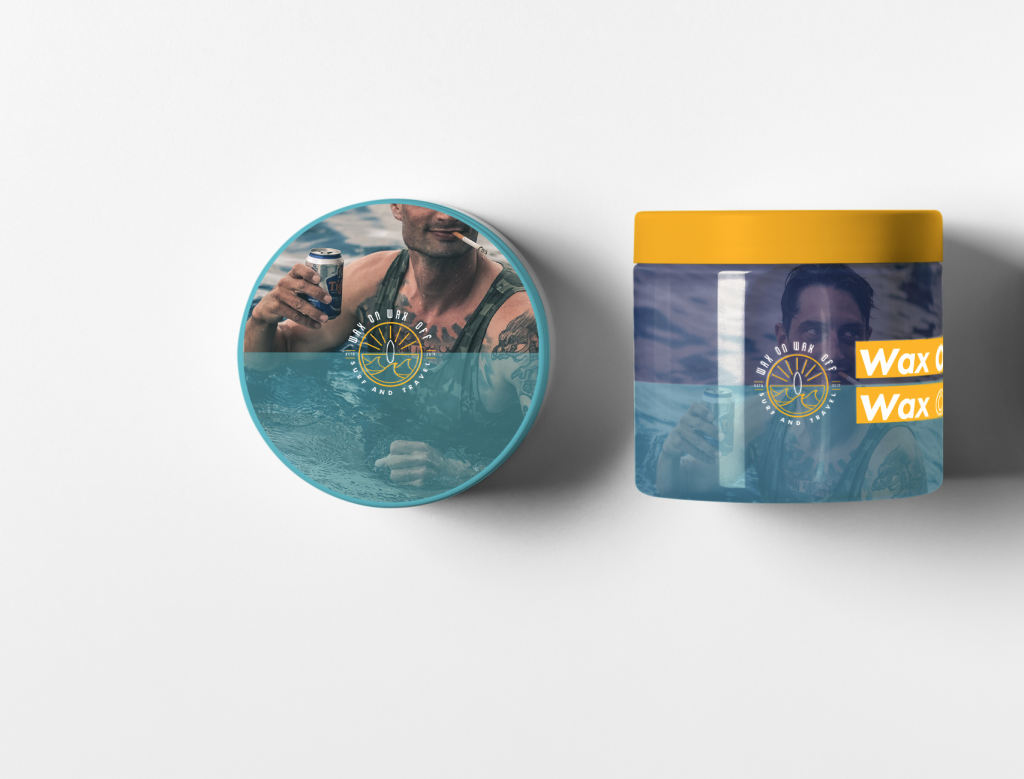WaxOnn WaxOff™ - Yellow: Tropical