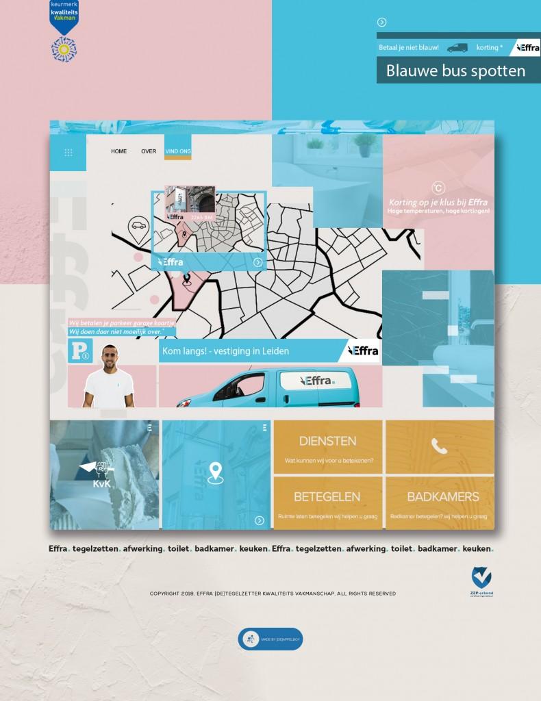Effra. UI | UX Design