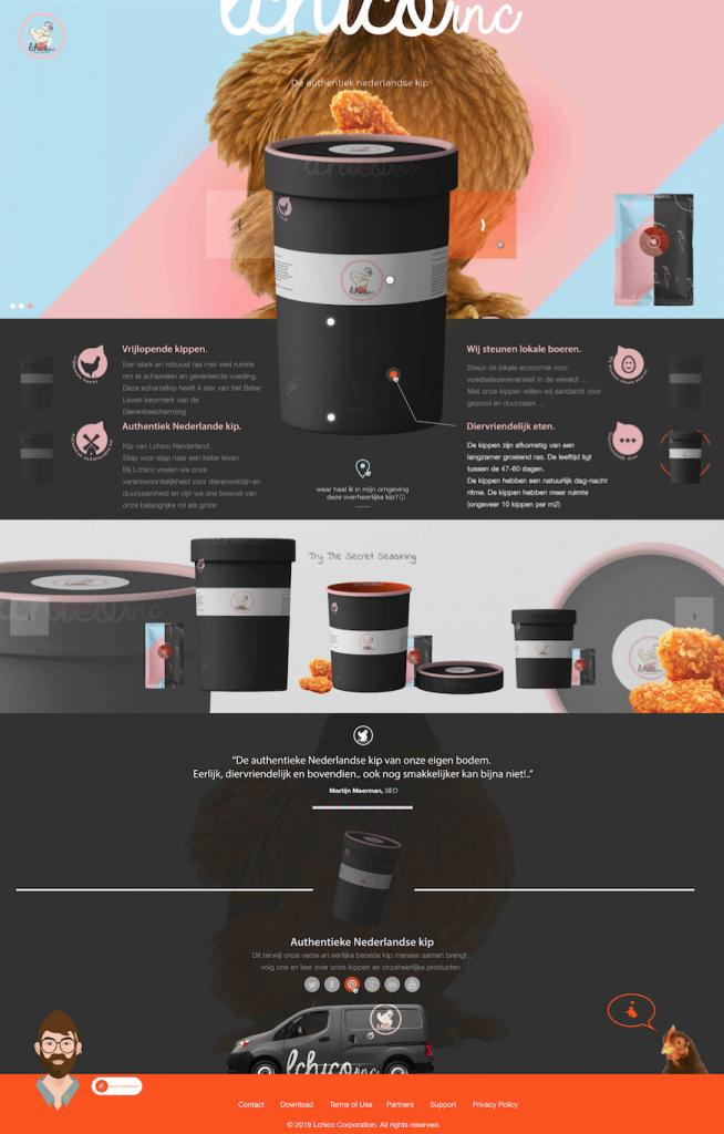 lchoco - webdesign