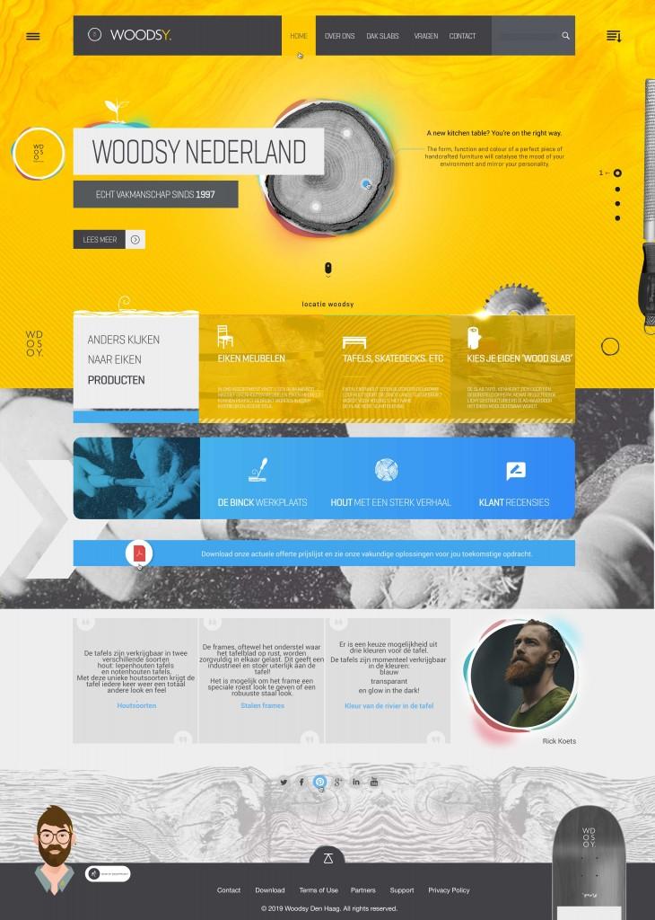 W O O D S Y   Homepage