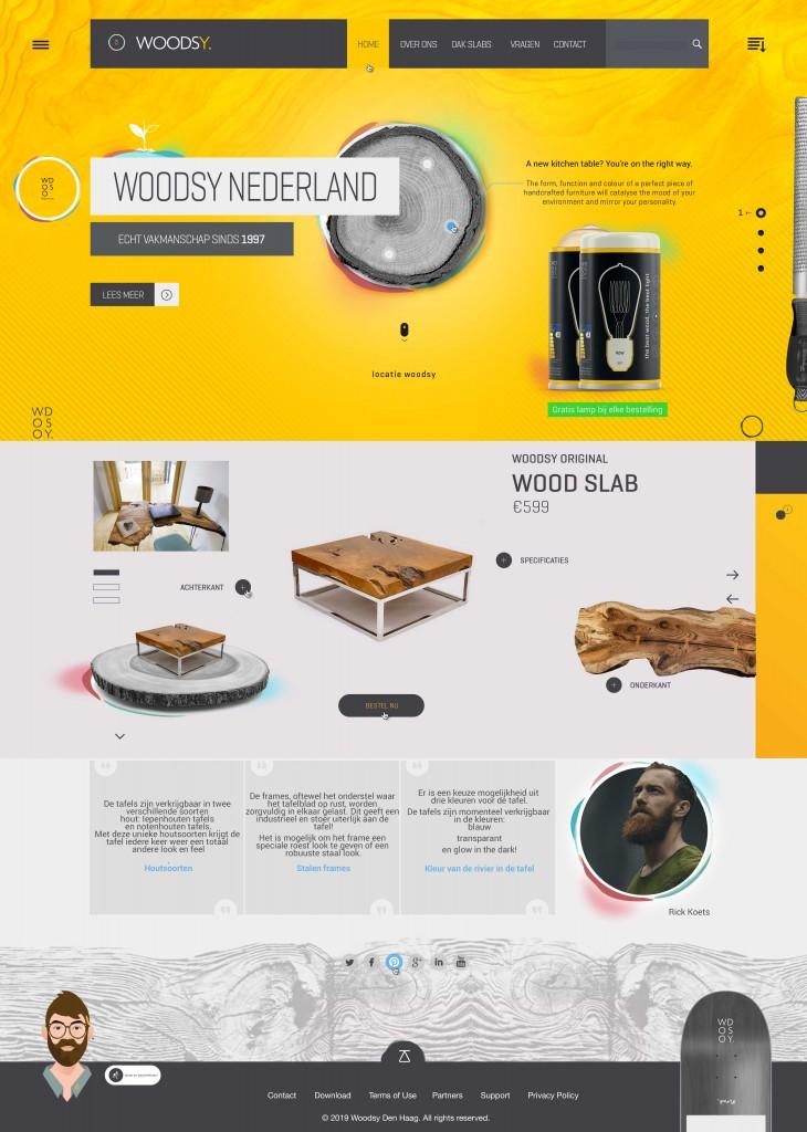 W O O D S Y | webshop