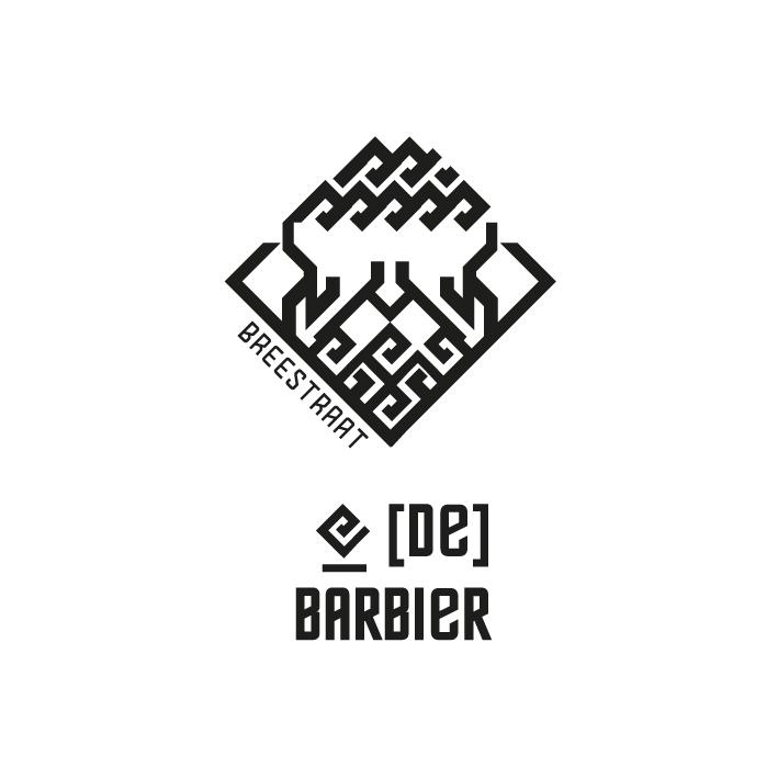 De Barbier - Logotype Branding Identity