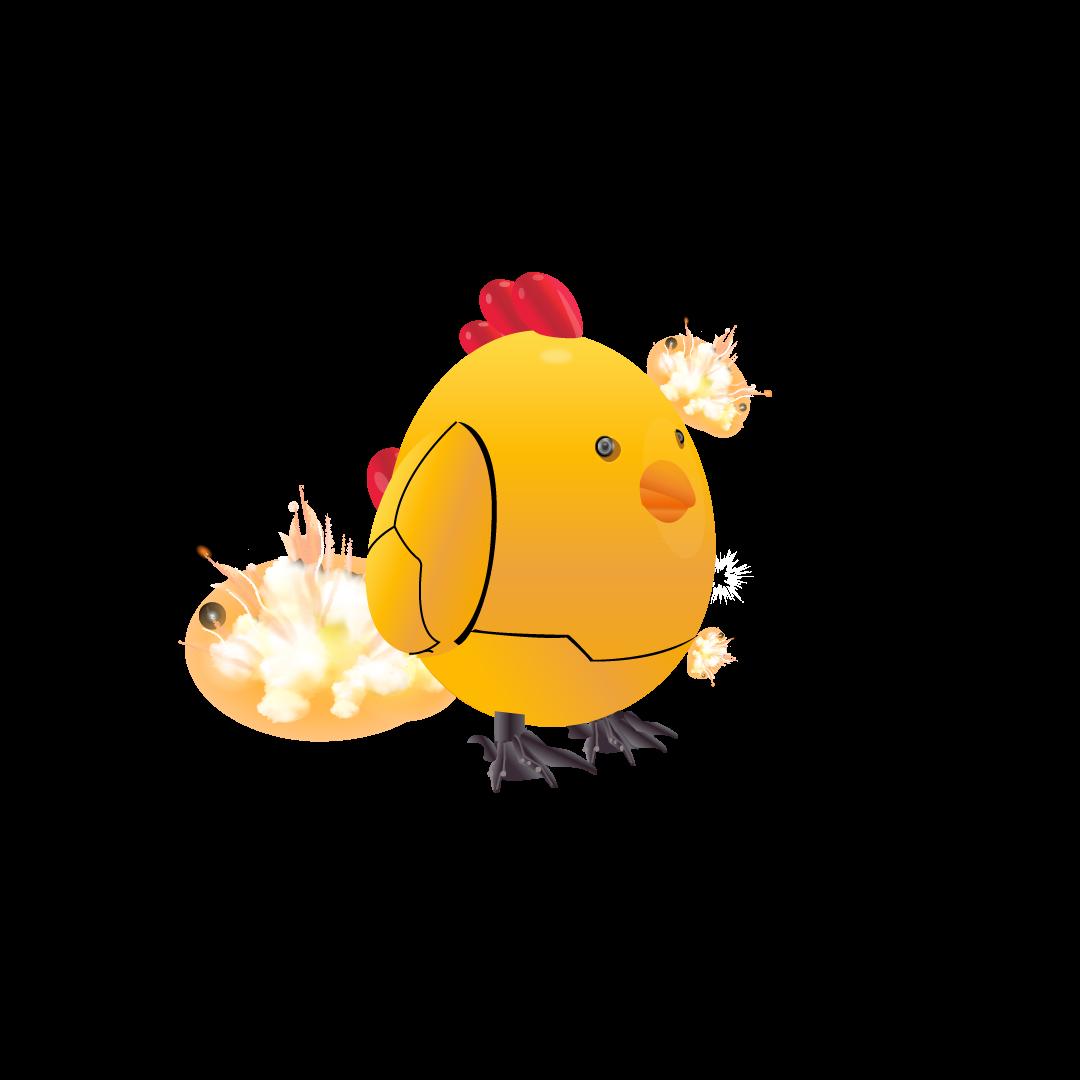 WazzUp-Family-Aggy-Q-Mech---Chicken-Robot