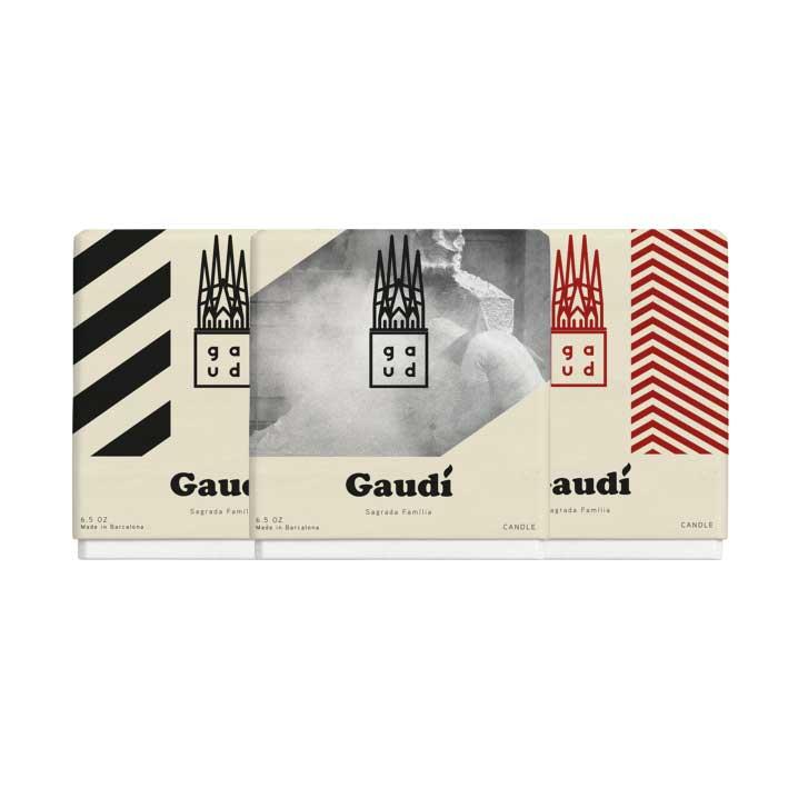 Antoni Guidí - Candles: de la Sagrada Família.