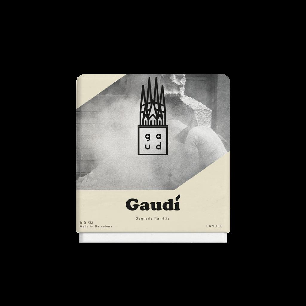 Guidí Candles: Sagrada Família - Vintage