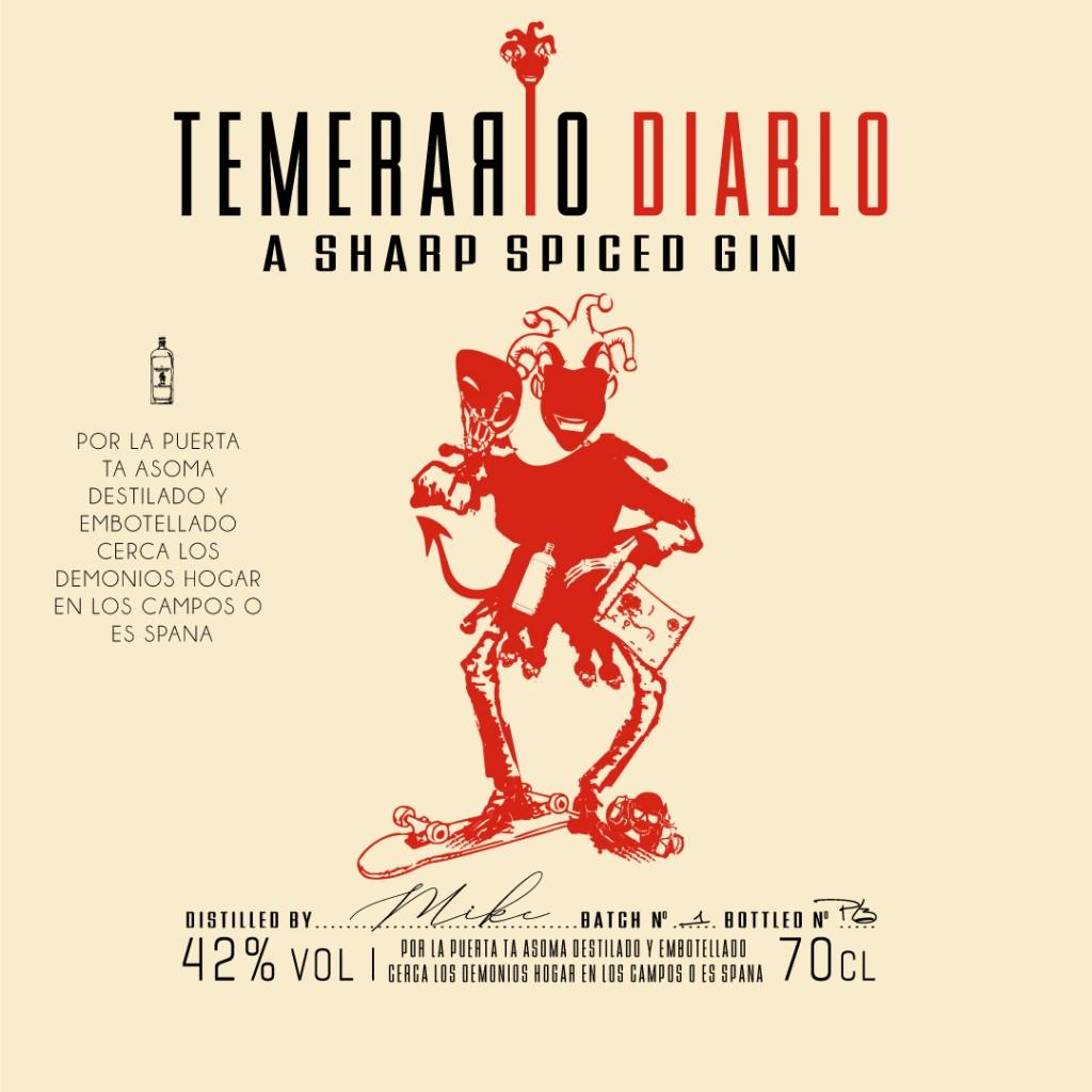 Temerario Diablo - Logo