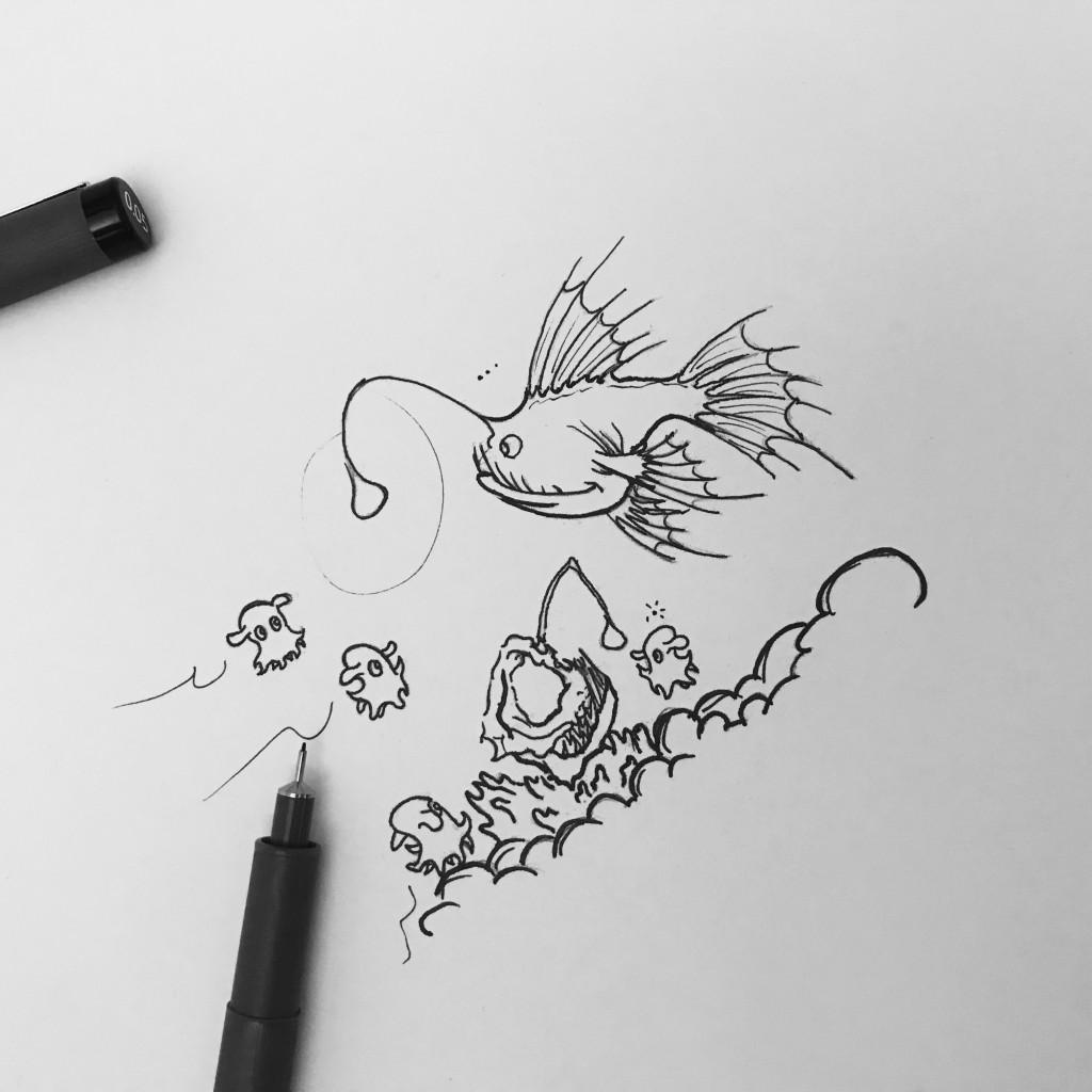 CrowlyKing Sketch