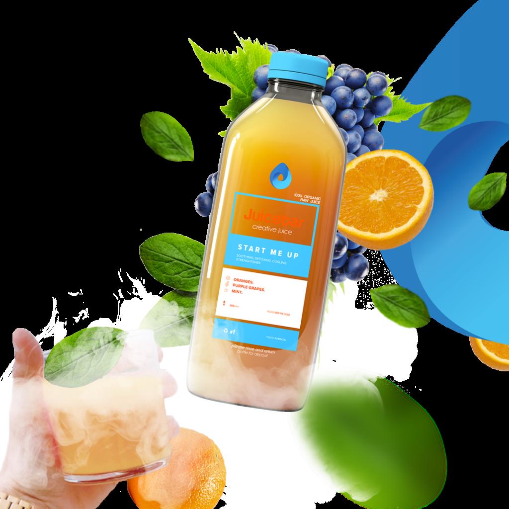 JuiceBar - Logotype