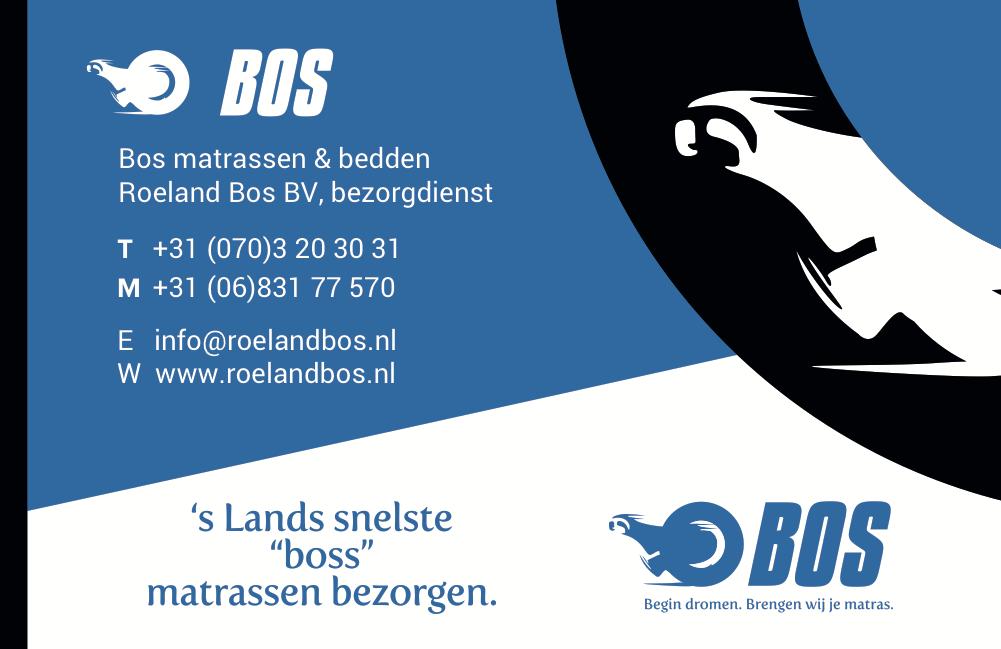 Roeland Bos - Visitekaartje Design