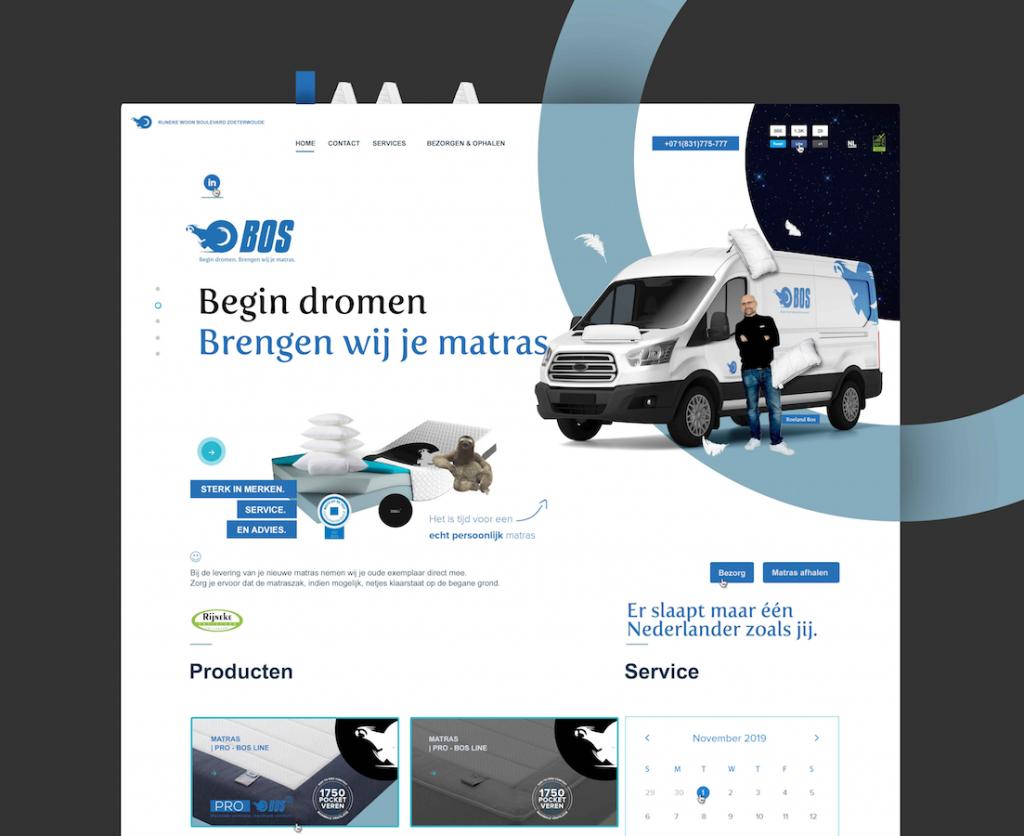 Roeland Bos - WebDesign